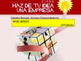 """""""HAZ DE TU IDEA UNA EMPRESA, NIVEL BÁSICO (11ª ED.)"""" ParteI"""