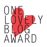 One Lovely Blog Award 2013